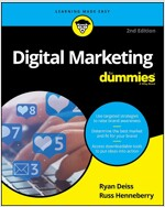 Digital Marketing for Dummies (Paperback, 2)