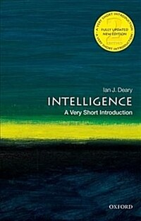 Intelligence: A Very Short Introduction (Paperback, 2 Revised edition)