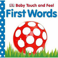 Baby Touch and Feel First Words (Board Book)