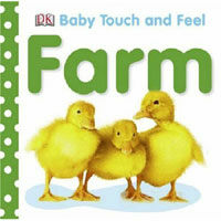 Baby Touch and Feel Farm (Board Book)