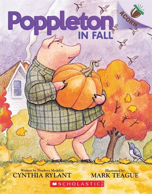 Poppleton #4 : Poppleton in Fall (Paperback)