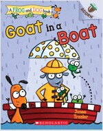 A Frog and Dog Book #2 : Goat in a Boat (Paperback)