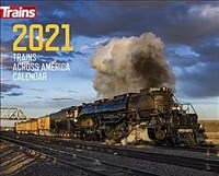 Trains Across America 2021 (Wall)