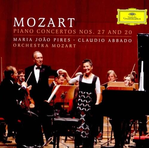 [수입] 모차르트 : 피아노 협주곡 27, 20번