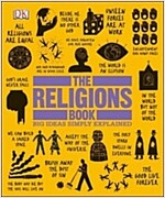 The Religions Book: Big Ideas Simply Explained (Hardcover)