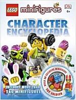 Lego Minifigures: Character Encyclopedia (Hardcover)