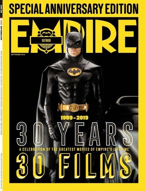 Empire (월간 영국판): 2019년 09월호