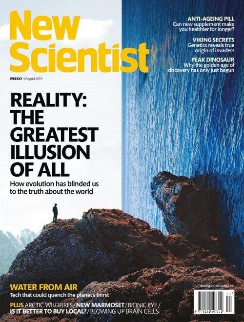 New Scientist (주간 영국판): 2019년 08월 03일