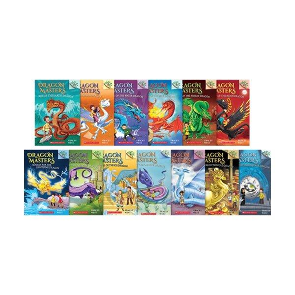 Dragon Masters #1~13 세트 (Paperback 13권)