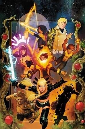 New Mutants by Jonathan Hickman Vol. 1 (Paperback)