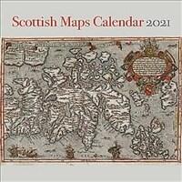 Scottish Maps Calendar 2021 (Other)