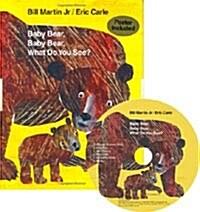 노부영 Baby Bear, Baby Bear, What Do You See? (Boardbook 원서 & CD) (Boardbook + CD)