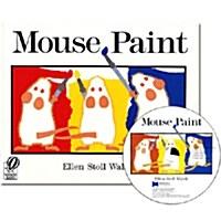 노부영 Mouse Paint (원서 & CD) (Boardbook + CD)
