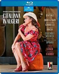 [수입] [블루레이] 로시니 : 알제리의 이탈리아 여인 [한글자막]