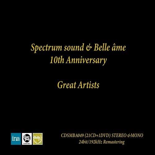 [수입] 스펙트럼 사운드 창립 10주년 에디션 [23CD+1DVD] (한정수량 단독판매)