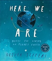 Here We Are : Notes for Living on Planet Earth (Paperback +  Audio CD 1장)