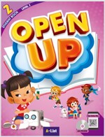 Open Up 2 : Student Book (Book + MP3 CD + DVD-ROM)