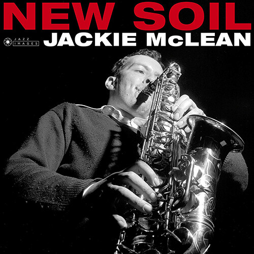 [수입] Jackie McLean - New Soil (+ 2 Bonus Tracks) [180g LP]