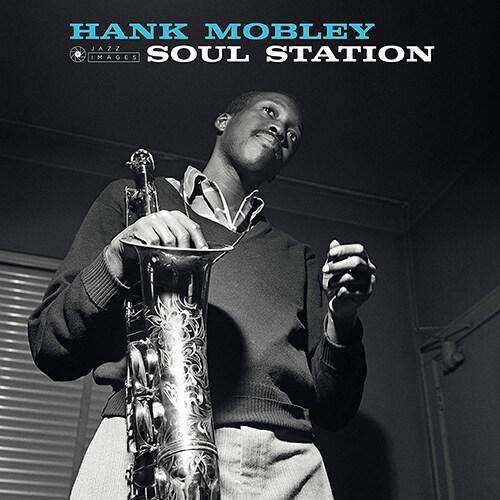 [수입] Hank Mobley - Soul Station (+ 1 Bonus Track) [180g LP]
