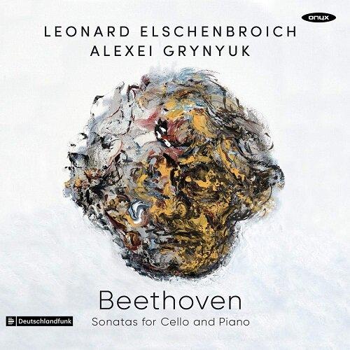 [수입] 베토벤 : 첼로 소나타 전곡 & 호른 소나타(첼로 편곡) [2CD]