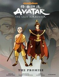 Avatar: The Last Airbender: The Promise Library Edition (Hardcover)
