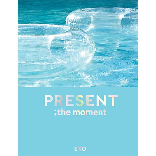 [화보집] 엑소 - PRESENT ; the moment