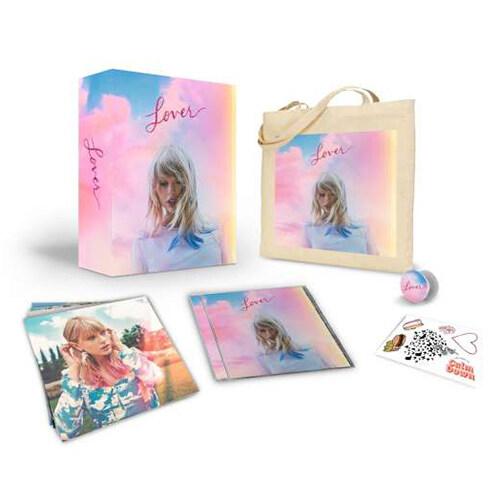[수입] Taylor Swift - Lover [CD + Bag Limited Box Set]