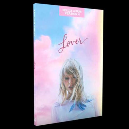 [수입] Taylor Swift - Lover [Deluxe Album Version 4] [한정반]