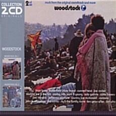 [수입] Woodstock Vol.1 & 2 [4CD 합본반]