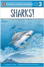 Sharks! (Paperback)
