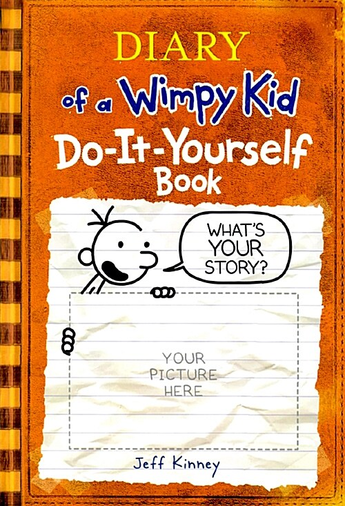 Diary of a Wimpy Kid Do-it-yourself Book (Hardcover)