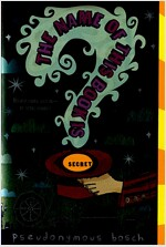 The Name of This Book Is Secret (Paperback)