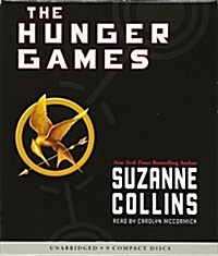 The Hunger Games - Audio (Audio CD)