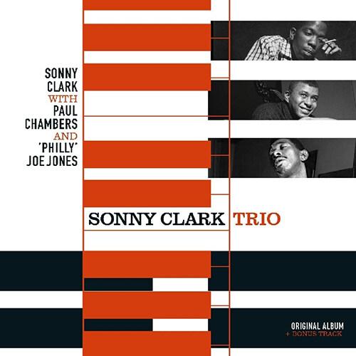 [수입] Sonny Clark Trio - Sonny Clark Trio (+ 1 Bonus Track) [180g LP]