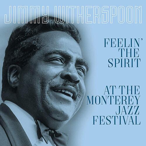 [수입] Jimmy Witherspoon - Feelin the Spirit/At the Monterey Jazz Festival [180g LP]