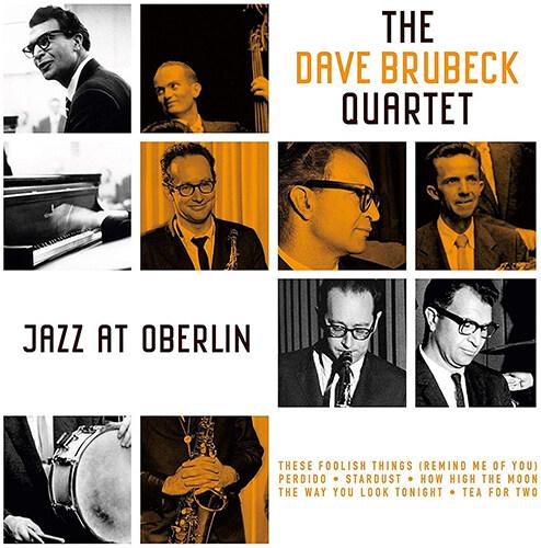 [수입] Dave Brubeck Quartet - Jazz at Oberlin (+ 1 Bonus Track) [180g LP]