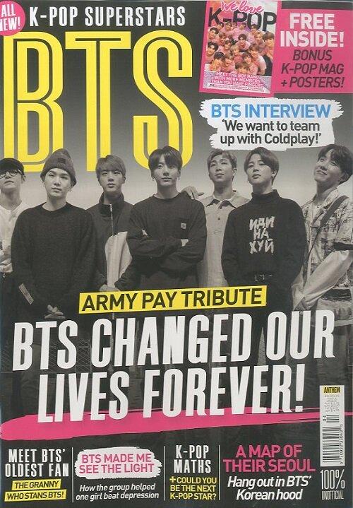 K-pop Superstars - BTS (방탄소년단 스페셜): Issue No.4