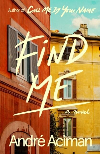 Find Me (Paperback, International Edition)