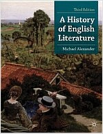 A History of English Literature (Paperback, 3rd ed. 2013)