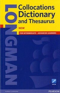 Longman Collocations Dictionary and Thesaurus Paper with Online (Package)