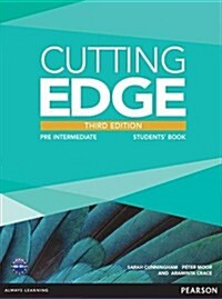 Cutting Edge 3rd Edition Pre-Intermediate Students Book and DVD Pack (Package, 3 ed)