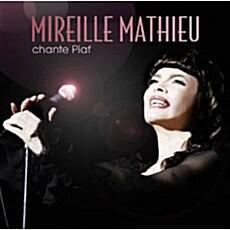 [수입] Mireille Mathieu - Chante Piaf