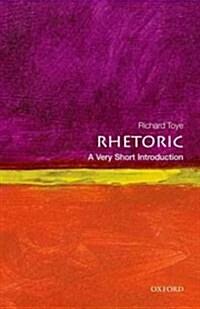 Rhetoric: A Very Short Introduction (Paperback)