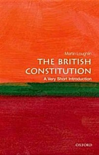 The British Constitution: A Very Short Introduction (Paperback)