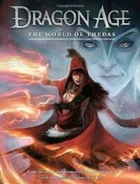 Dragon Age: The World of Thedas, Volume 1 (Hardcover)