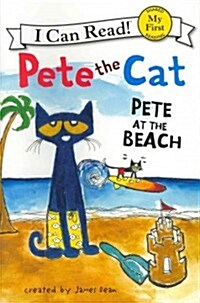 Pete at the Beach (Paperback)