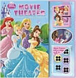 Disney Princess Movie Theater Storybook [With Movie Projector] (Hardcover)