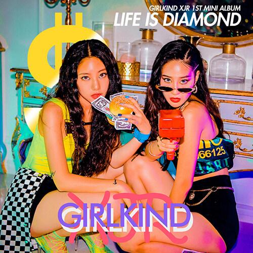걸카인드XJR - 미니 1집 Life is Diamond
