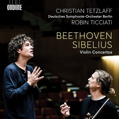 [수입] 베토벤 & 시벨리우스 : 바이올린 협주곡