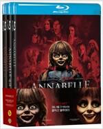 [블루레이] 애나벨 3-Movie 콜렉션 (3disc)